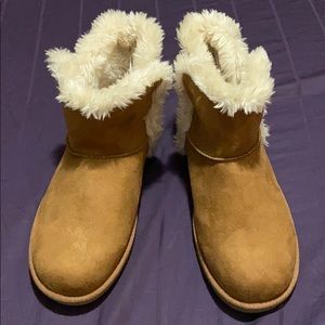 SO Coatimundi Faux Fur Boots